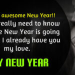 New Year Wishes For My Girlfriend Twitter
