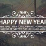 New Year Wishes Quotes 2021 Pinterest