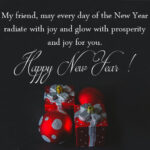 New Year Wishes To A Best Friend Pinterest