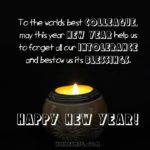 New Year Wishes To Boss And Family Twitter