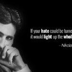 Nikola Tesla Famous Quotes Pinterest