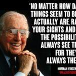 Norman Vincent Peale Inspirational Quotes Pinterest