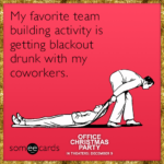 Office Christmas Party Quotes