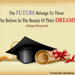 On My Graduation Day Quotes