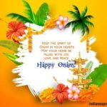 Onam Wishes In English Pinterest
