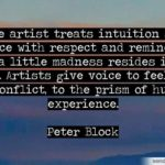 Peter Block Quotes Pinterest