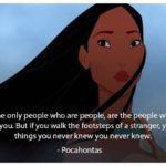 Pocahontas Quotes Twitter