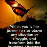 Positive Butterfly Quotes Pinterest