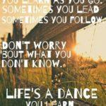 Positive Dance Quotes Tumblr