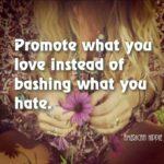 Positive Hippie Quotes Pinterest