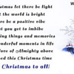 Positive Quotes About Christmas Twitter