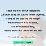 Positive Quotes To Help With Depression Tumblr