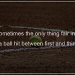 Positive Softball Quotes