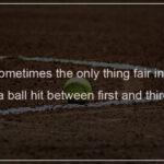 Positive Softball Quotes