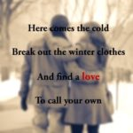 Positive Winter Quotes Tumblr