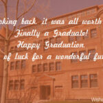 Post Graduation Wishes Facebook