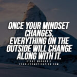 Power Of Mindset Quotes