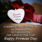 Promise Day To Friends
