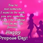 Propose Day Lines For Boyfriend Twitter