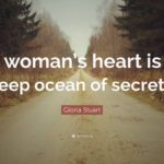 Quotes About A Woman Heart
