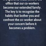Quotes About Coworkers Being Like Family
