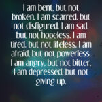 Quotes About Feeling Down And Depressed Pinterest