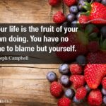 Quotes About Fruit And Life