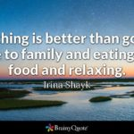 Quotes About Good Food And Family
