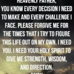 Quotes About Guidance And Strength Twitter