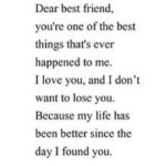Quotes About Love My Best Friend