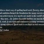 Quotes About Poverty To Success Pinterest