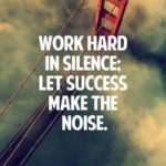 Quotes About Silent Success Tumblr