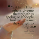 Quotes About Strength Islam