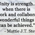 Quotes About Unity And Success