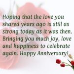 Quotes For Anniversary Of Parents
