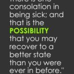 Quotes For Strength During Illness Pinterest