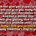 Quotes For Valentines Day For Girlfriend Twitter