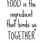 Quotes On Food Love