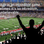 Quotes Related To Football Pinterest