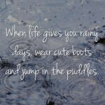 Rainy Saturday Quotes Twitter