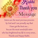 Rakhi Quotes For Sister Pinterest