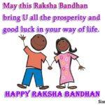 Raksha Bandhan Brother Quotes Pinterest