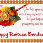 Raksha Bandhan Greetings For Brother Facebook