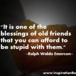 Ralph Waldo Emerson Friendship Quotes Tumblr
