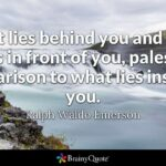 Ralph Waldo Emerson Graduation Quotes Tumblr