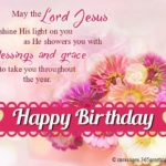 Religious Birthday Message Facebook