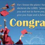 Religious High School Graduation Quotes