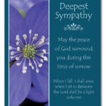 Religious Quotes For Sympathy Cards Pinterest