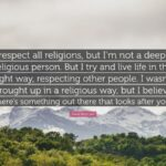 Respect Other Religions Quotes Tumblr