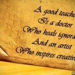 Respected Teacher Quotes Twitter